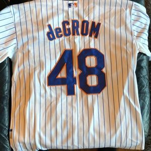 New York Mets- Jacob DeGrom jersey